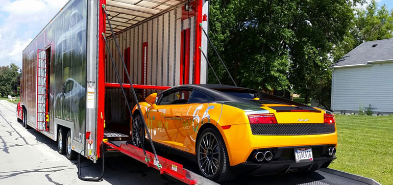 Car Transportation in Midnapore