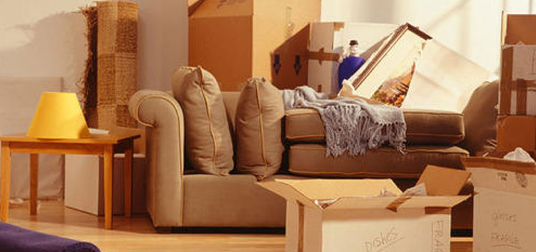 Household Shifting Service in Garia