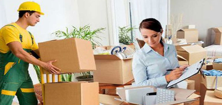 Office Shifting Services in Sundil