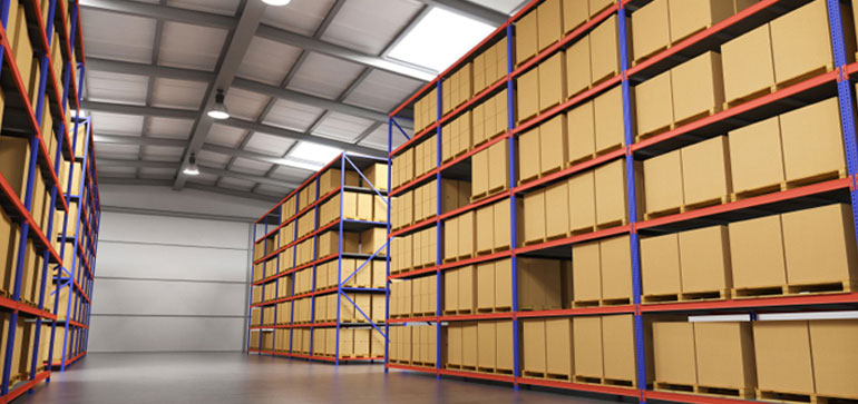 Warehousing Services in Garia